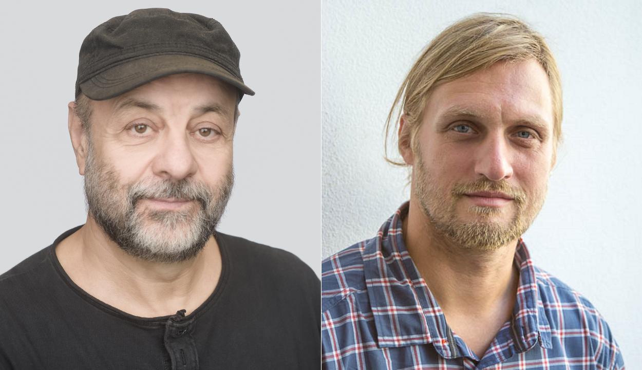 Tompa Gábort és Mátray Lászlót is díjra jelölte a román színházi, illetve filmes szakma