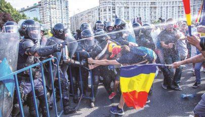 A csendőrség szerint a nemzetközi előírások betartásával történt augusztus 10-ei közbelépésük