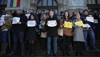 Tovább terjed a tiltakozáshullám az igazságszolgáltatási rendszerben