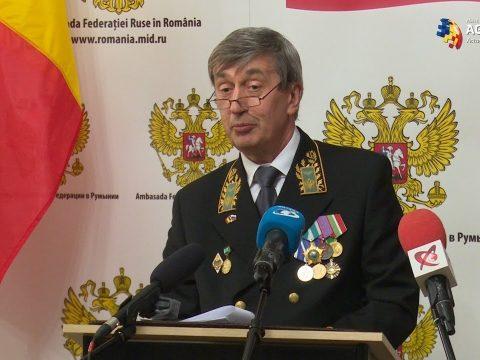 Orosz nagykövet: Oroszországnak nincsenek ellenséges szándékai Romániával szemben
