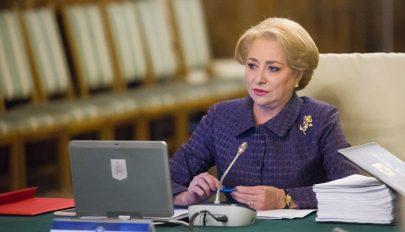 Dăncilă a védelmi minisztérium kezelésébe adná az úzvölgyi katonatemetőt