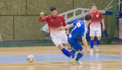 Nyert a KSE Futsal