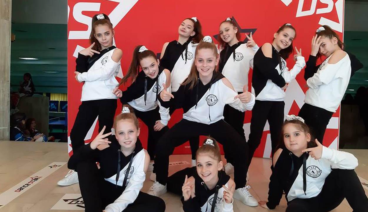 Professzionális szinten a szentgyörgyi táncosok