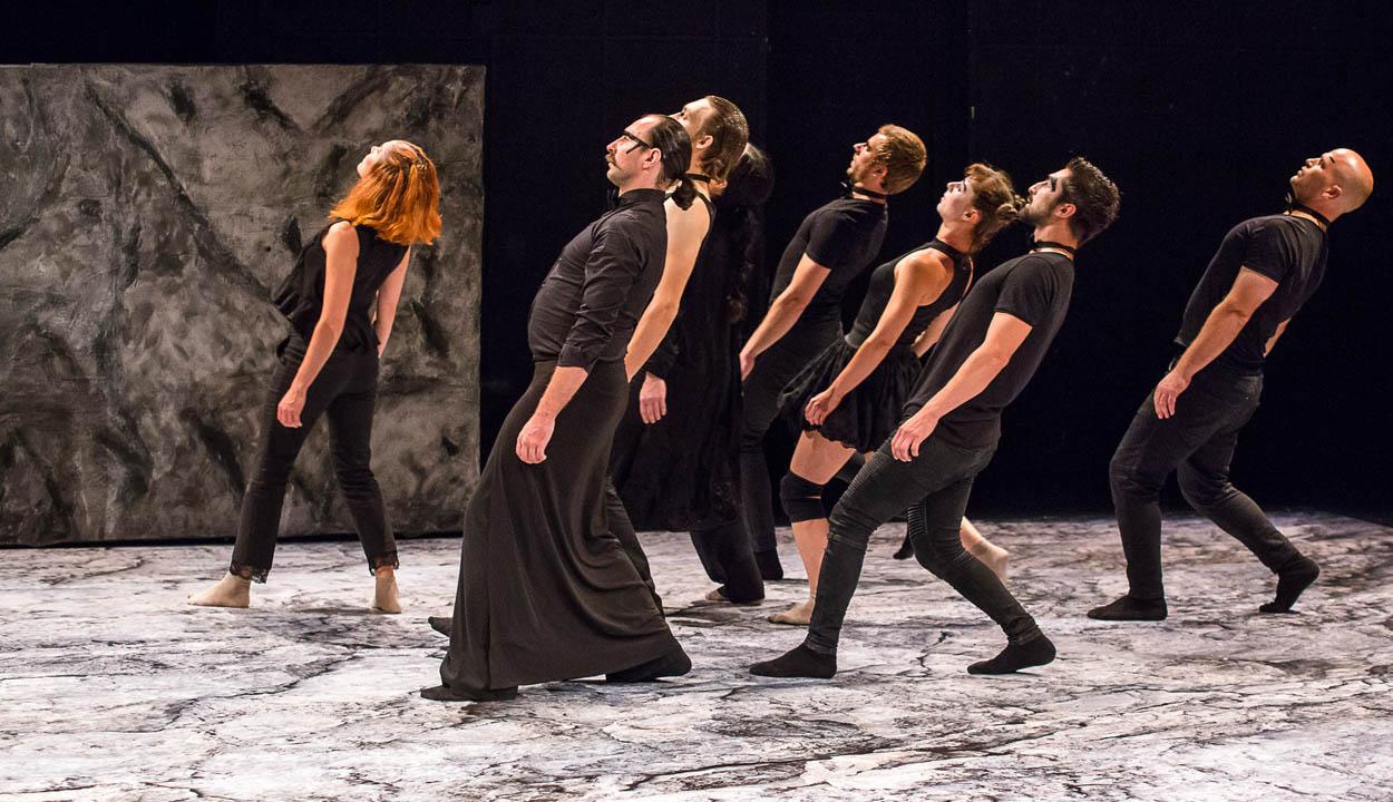Danse noir