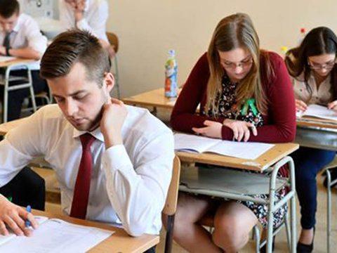 A nemzetközi versenyekre készülő diákok 85 százaléka vizsgázott sikeresen az érettségin