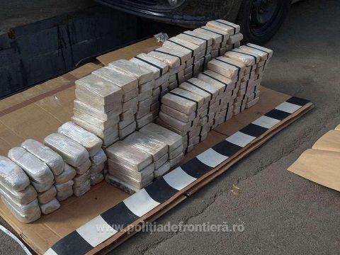 84 kilogramm heroinnal kaptak el két holland állampolgárt Máramarosszigeten