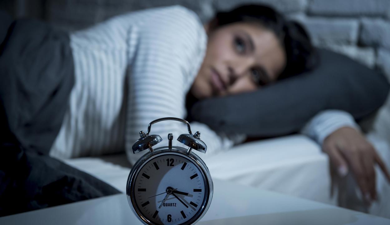 A rossz alvás szívproblémákhoz vezethet
