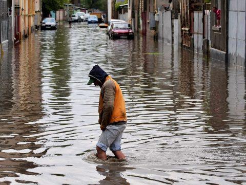 18 megyére adott ki árvízriadót a hidrológiai intézet