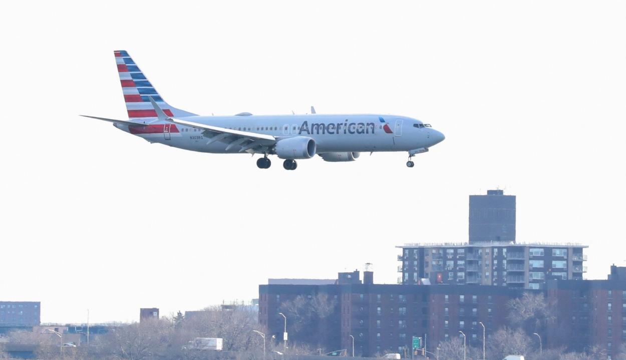 Az Egyesült Államokban is kivonják a forgalomból a Boeing 737 MAX repülőgépeket
