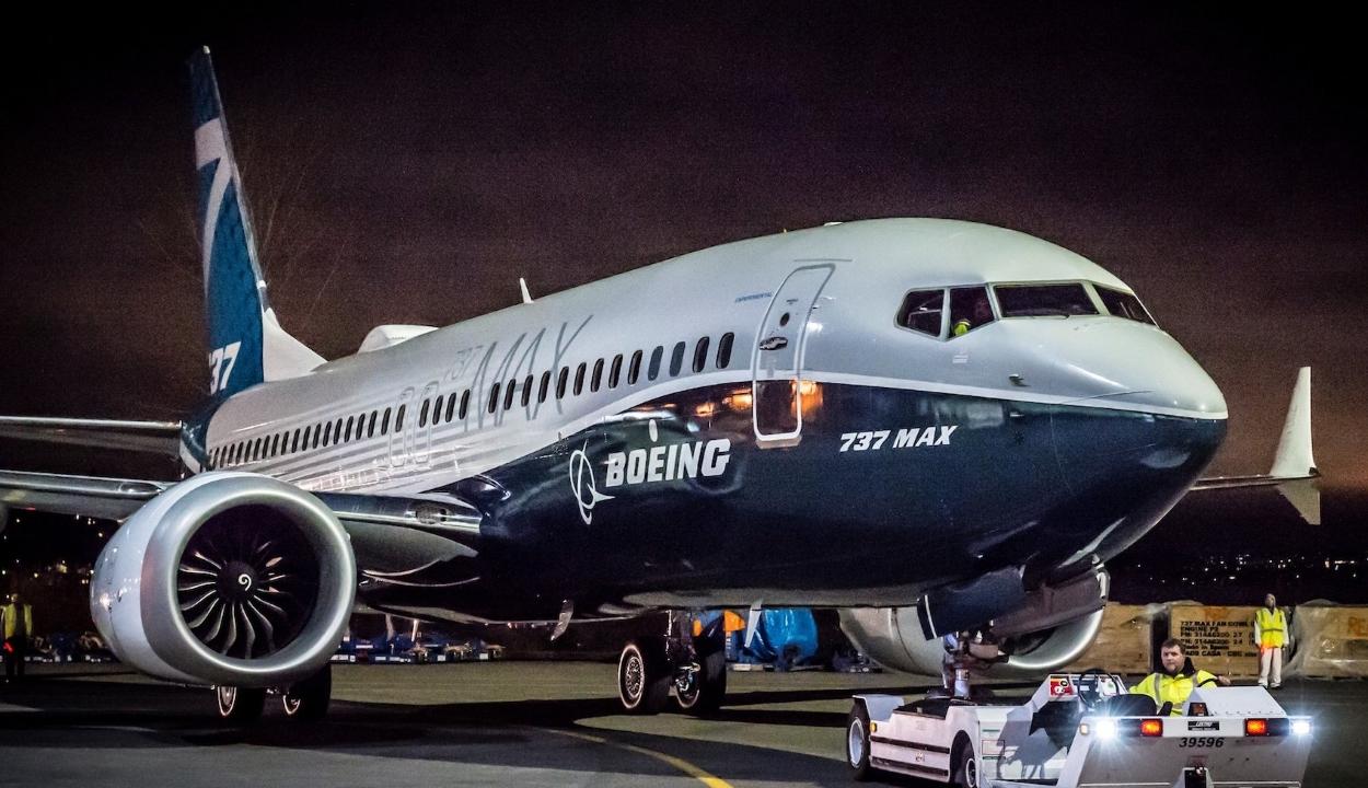 Újabb hibát találhattak a Boeing repülőknél