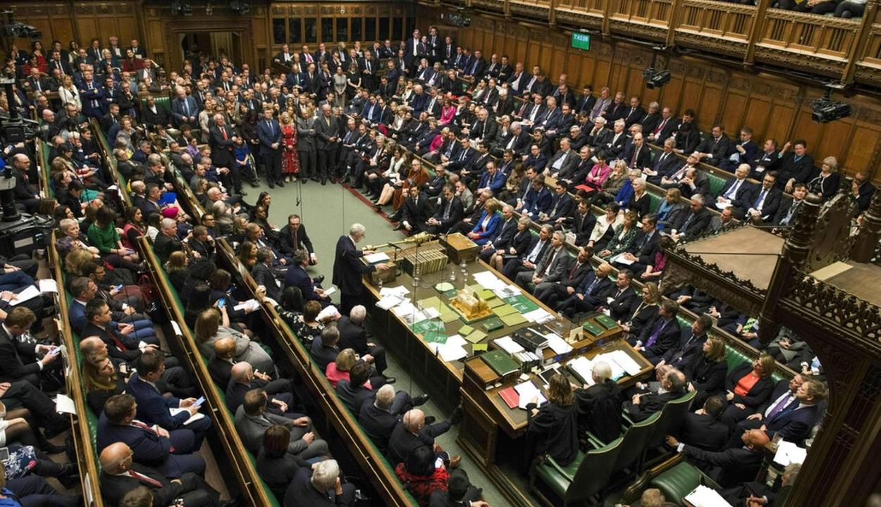 Harmadszor szavaz a Brexit-megállapodásról a brit parlament