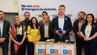 Mégis indulhat az USR-PLUS szövetség az EP-választáson