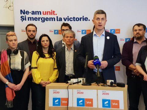 Új európai pártcsalád létrehozását fontolgatja az USR-PLUS szövetség