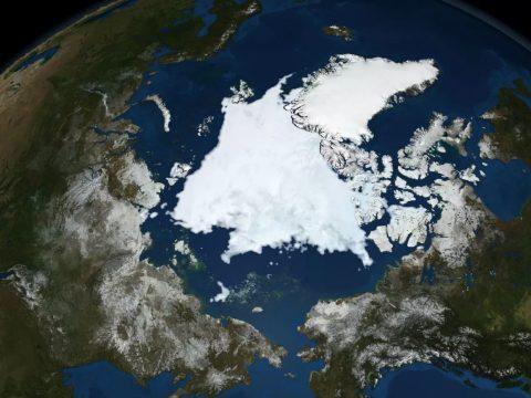 2030-ra jégmentesek lehetnek a nyarak az Északi-sarkon