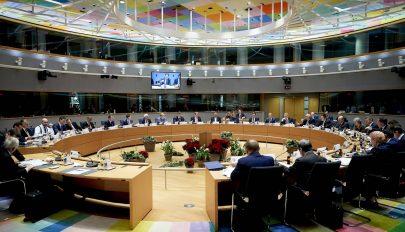 Uniós vezetők a Brexit határidejének meghosszabbítása mellett foglaltak állást