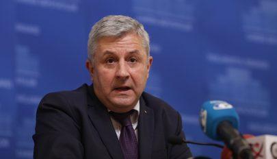Alkotmányos Florin Iordache kinevezése a Törvényhozási Tanács élére