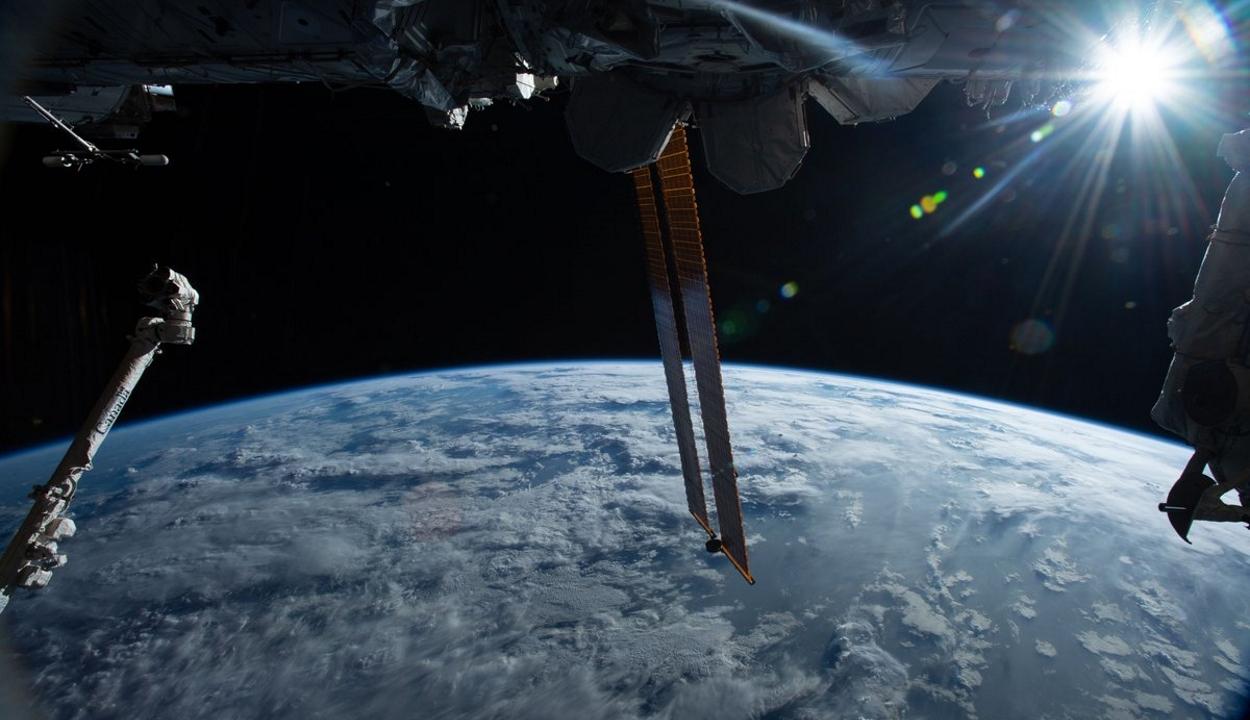Lélegzetelállító fotók készültek a Földről