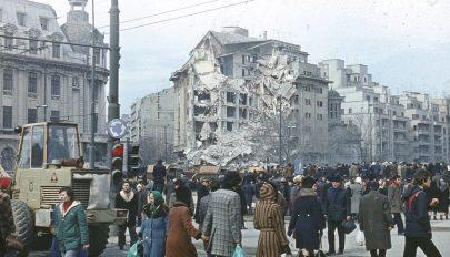 Tájékoztató kampányba kezdett a katasztrófavédelem az 1977-es földrengés 42. évfordulóján