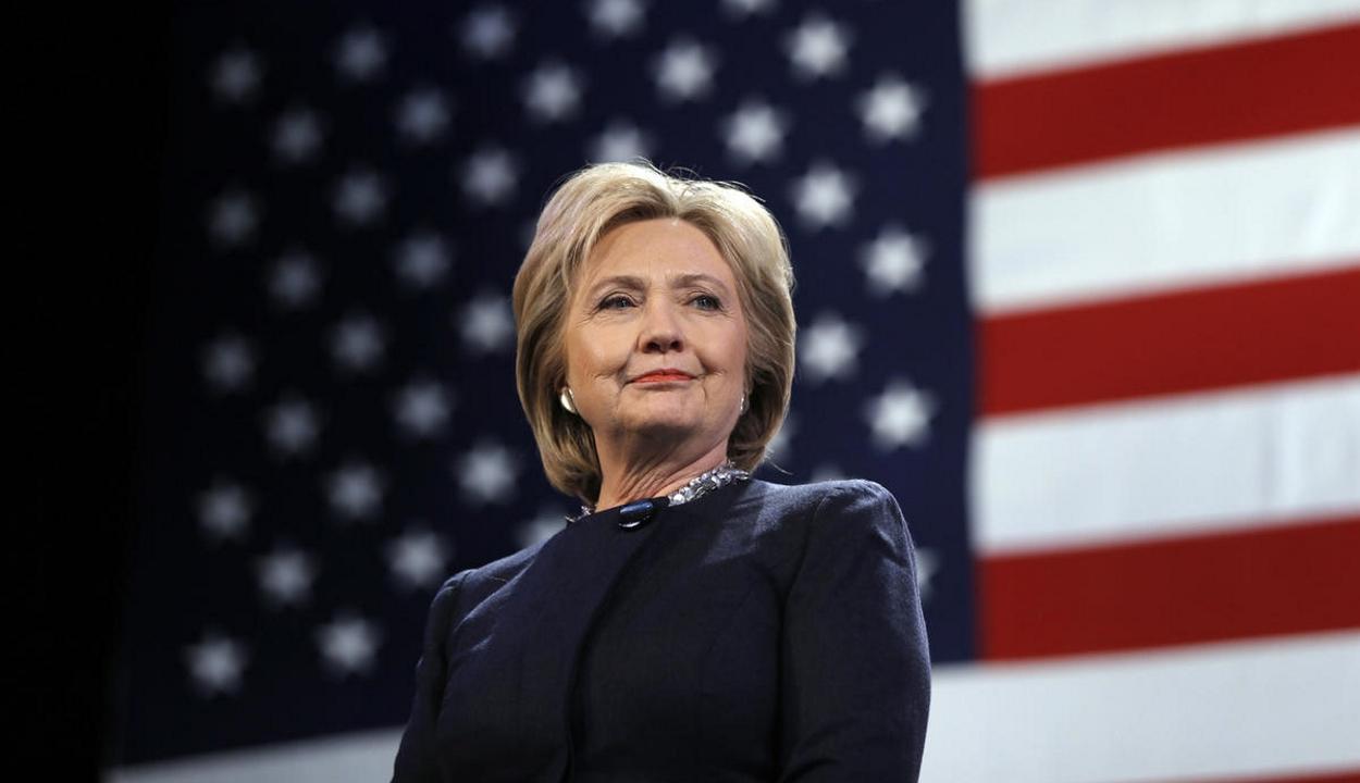 Hillary Clinton nem indul a 2020-as elnökválasztáson