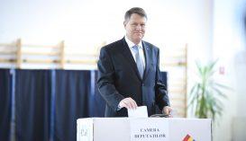 """Johannis """"már csaknem elhatározta"""", hogy népszavazást ír ki az EP-választás napjára"""