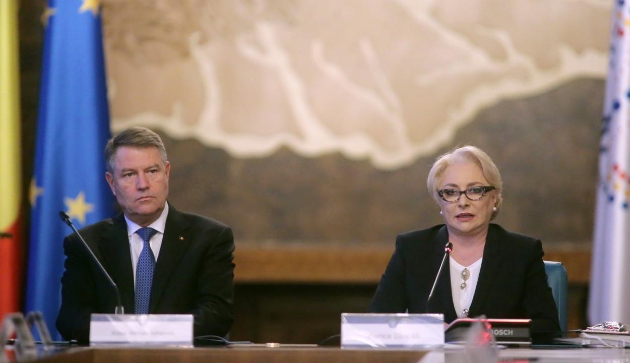 Források: Telefonon egyeztetett volna Dănicilă Johannisszal, de az államfő nem volt elérhető