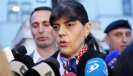 Laura Codruţa Kövesi lesz az európai főügyész