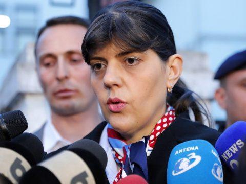 Források: hatósági felügyelet alá helyezték Laura Codruța Kövesit