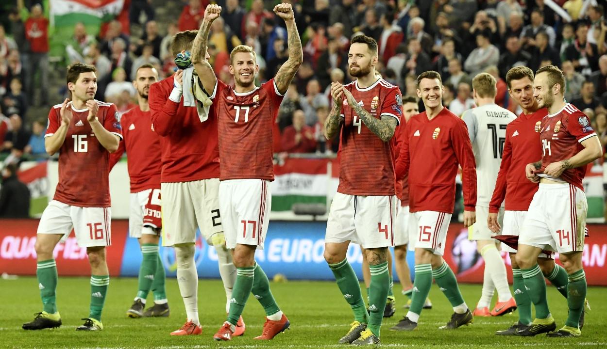 A magyarok a bolgárokkal, a románok az izlandiakkal küzdenek az Eb-re való kijutásért