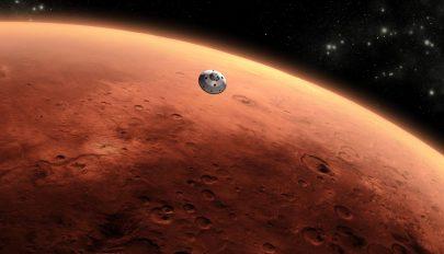 Kína a Hold után a Marsot is célba veszi