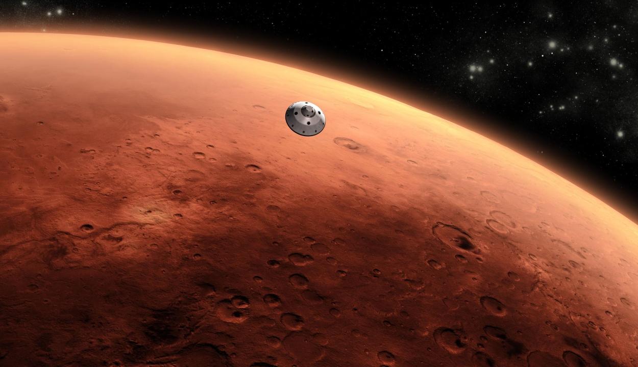 Szeretné elküldeni a nevét a Marsra? Most megteheti!