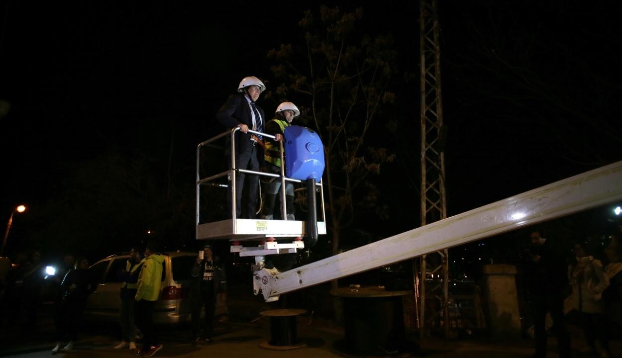 Tévé, telefon és internet nélkül hagyta a város egy részét Temesvár polgármestere