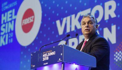 Orbán Viktor levelet írt a Fidesz kizárását szorgalmazó néppárti tagszervezeteknek