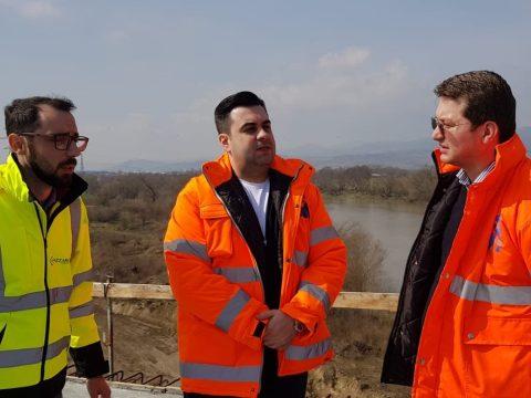 Miniszter: az év végéig kész lesz a Szászsebes – Torda autópálya egyes szakasza