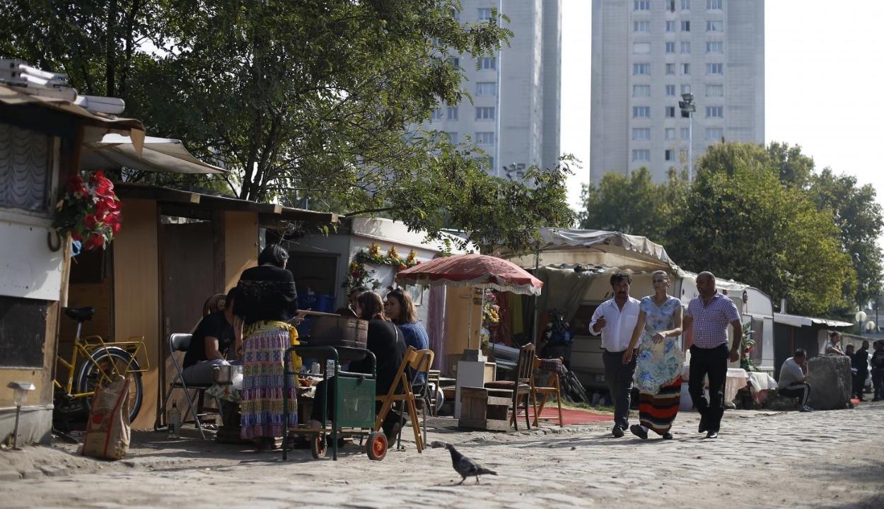 Egy álhír miatt akartak romániai romákat meglincselni Franciaországban