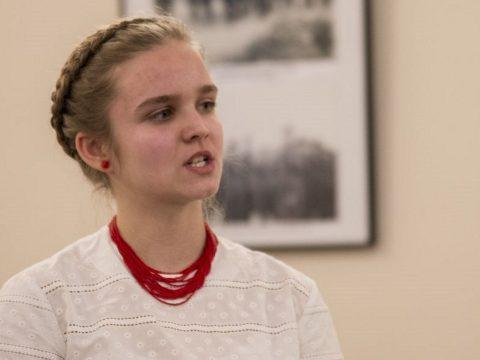 Petőfis diák lett a szavalóverseny győztese