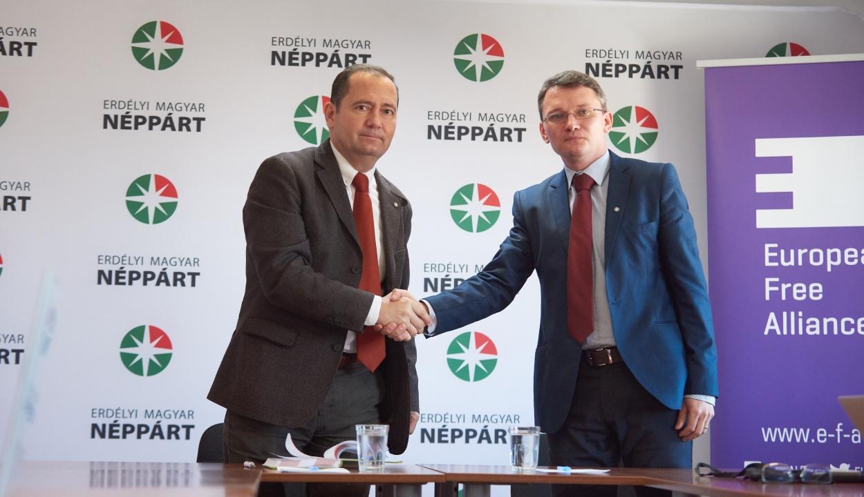 Az EMNP elnöke szerint a román pártok sok magyar szavazatot gyűjthetnek be