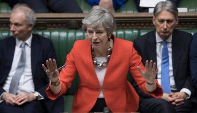Ismét elutasította a londoni alsóház a Brexit feltételrendszeréről szóló megállapodást
