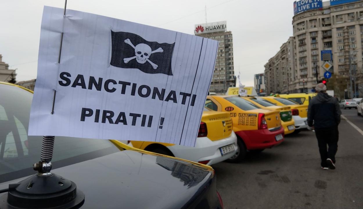 Rendeletet hoz a kormány a kalóztevékenységet folyató közúti szállítók ellen