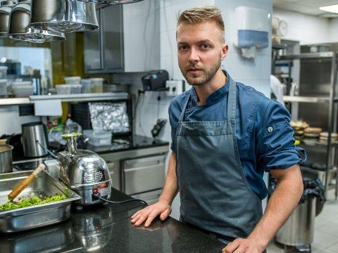 Michelin-csillagot kapott a kézdivásárhelyi Veres István budapesti étterme