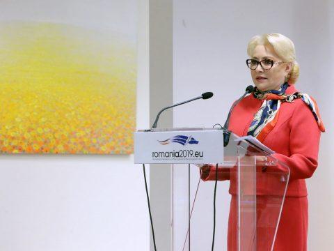 Dăncilă: meggyőződésem, hogy a nők bölcs és karizmatikus vezetők lehetnek