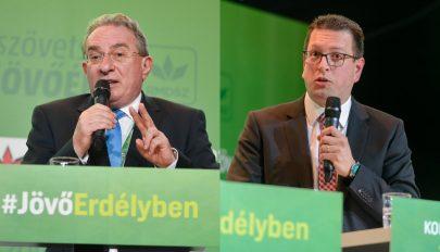 Winkler Gyula és Vincze Loránt vezeti az RMDSZ európai parlamenti jelöltlistáját