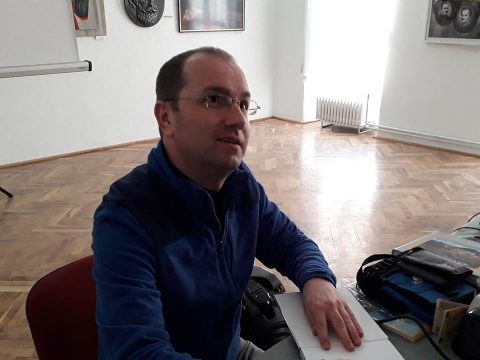Bemutatták Székely Árpád új túrakönyvét