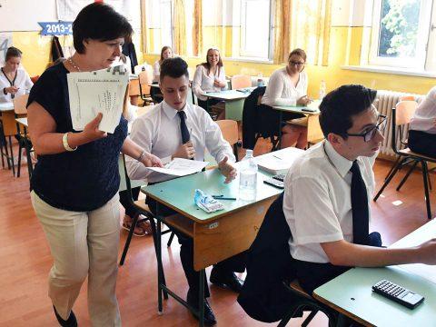 Péntektől iratkozhatnak a pótérettségire a pótvizsgákat sikeresen letevő diákok