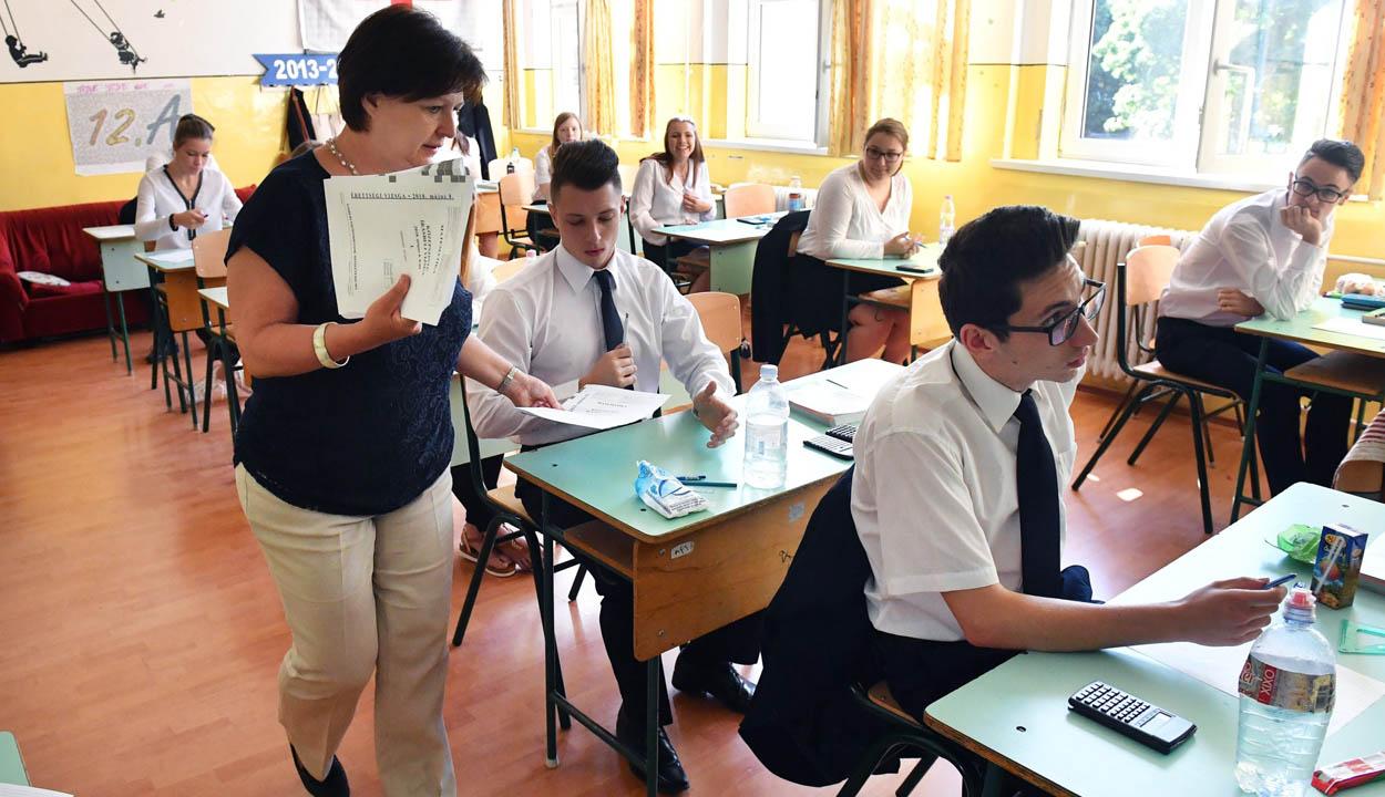 Nem a tanárok a hibásak