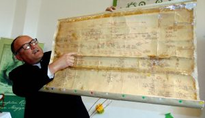 Kelemen Alpár mérnök bemutatta a Berde nemzetség családfáját