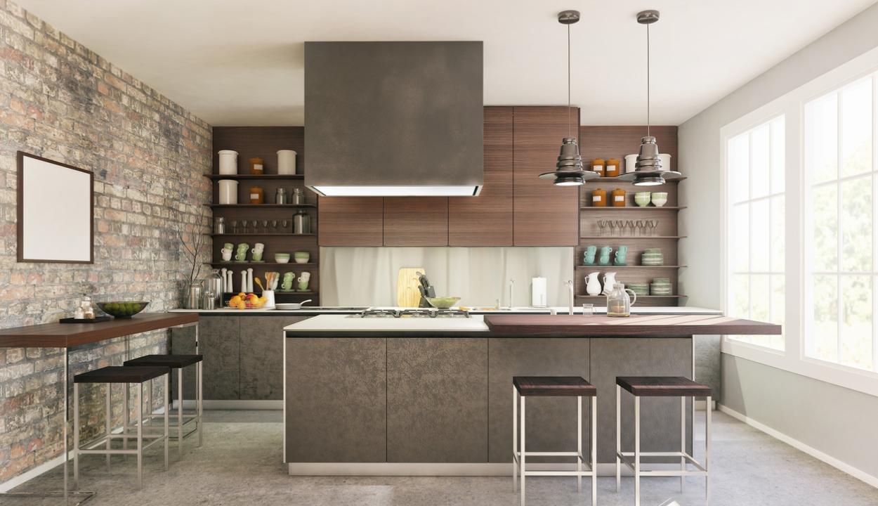 Miért szeretik a háziasszonyok a konyhaszigetet?