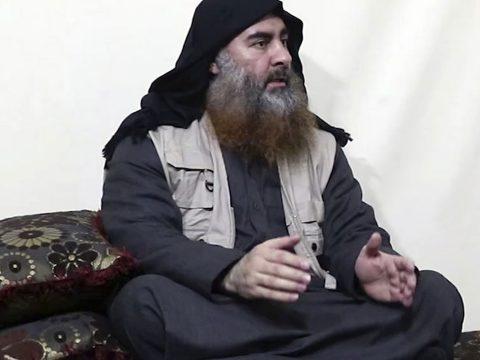 Videóüzenetet tett közzé az Iszlám Állam halottnak hitt vezetője