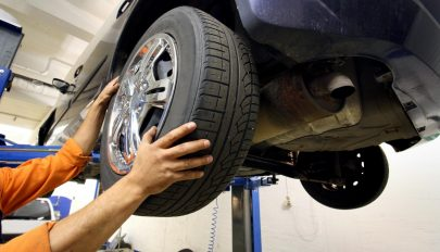 Sok autós hagyja az utolsó pillanatra a gumicserét