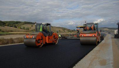 Akár határidő előtt elkészülhet a Lugos–Déva autópálya-szakasz
