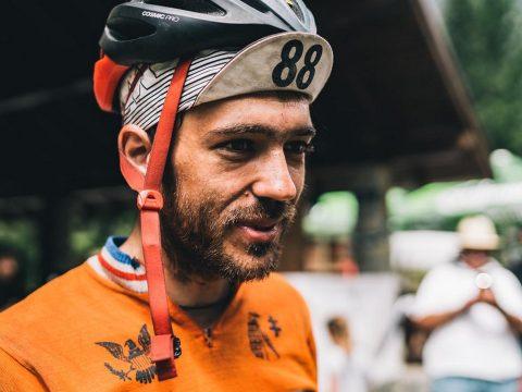 Bagoly Levente harmadik helyezést ért el az Italy Divide hosszútávú kerékpárversenyen